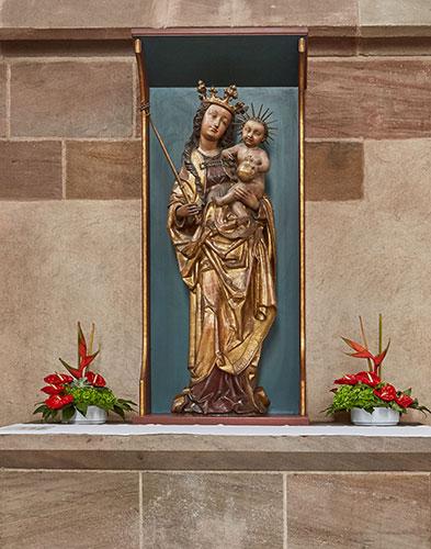 Marienaltar - Frauenkirche Nürnberg