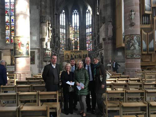 40 Jahre - Frauenkirche Nürnberg