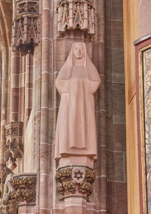 Edith Stein - Frauenkirche Nürnberg