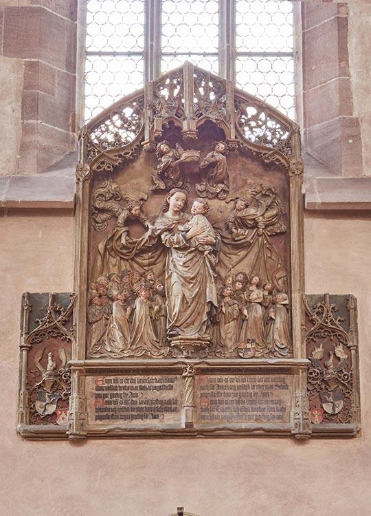 Impression - Frauenkirche Nürnberg