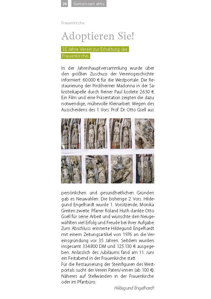 mittendrin 2011, Ausgabe 2