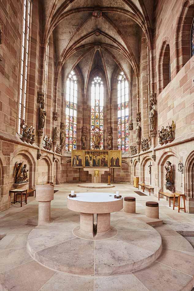 Tucheraltar - Frauenkirche Nürnberg