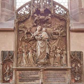 Frauenkirche, Pergenstorffer Epitaph